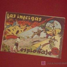 Tebeos: CICLON EL SUPERHOMBRE (H. AMERICANA). ¡¡ 1ª EDICION DE SUPERMAN !!. Lote 26756277