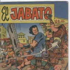 Tebeos: EL JABATO ALMANAQUE 1960, . Lote 21286647
