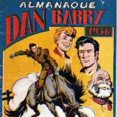 Tebeos: DAN BARRY 1956. Lote 4147212