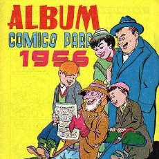 Tebeos: ALBUM COMICO PARA 1956. Lote 4147485