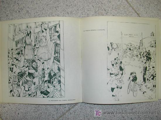 Tebeos: ALBUM RICARDO OPISSO. AÑO 1965. MAS DE 200 PAGINAS TAPAS DURAS - Foto 3 - 77415618