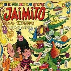 Tebeos: JAIMITO AÑO 1970. Lote 5676451