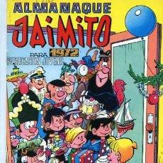 Tebeos: JAIMITO AÑO 1972. Lote 5676462