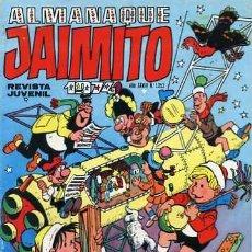 Tebeos: JAIMITO AÑO 1974. Lote 5676467
