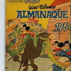 Tebeos: DUMBO AÑO 1964. Lote 6029311