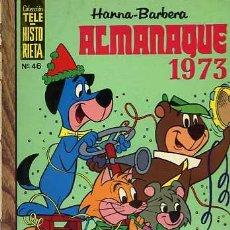 Giornalini: TELE-HISTORIETA AÑO 1973. Lote 6029456