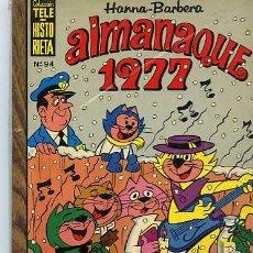Giornalini: TELE-HISTORIETA AÑO 1977. Lote 6029477