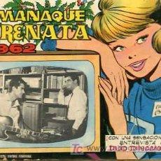 Tebeos: SERENATA AÑO 1962. Lote 6029746