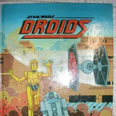 Tebeos: STAR WARS DROIDS. PLAZA JANES 1986. . Lote 7837645