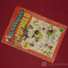 Tebeos: POCHOLO. ALMANAQUE 1949 (S. VIVES). ¡¡ UNA PIEZA DE ALTA COLECCION !!. Lote 26660535