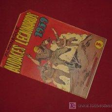 Tebeos: AUDACES LEGIONARIOS (MAGA). ALMANAQUE 1959. Lote 27583486
