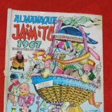Tebeos: ALMANAQUE JAIMITO 1967 AÑO 1967, ORIGINAL EDITORIAL VALENCIANA. Lote 27123633