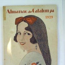 Tebeos: ALMANAC DE CATALUNYA 1929-. Lote 20362272