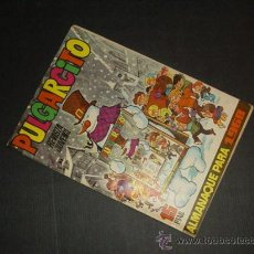 Tebeos: PULGARCITO (BRUGUERA). ALMANAQUE 1968. Lote 26459459