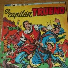 Tebeos: EL CAPITÁN TRUENO : ALMANAQUE PARA 1959. FACSÍMIL. Lote 11543918