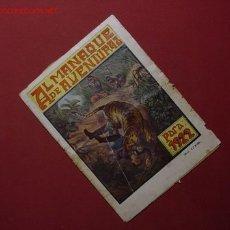 Tebeos: ALMANAQUE DE AVENTURAS (GATO NEGRO - 1922). Lote 26904028