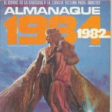 Tebeos: 1984 ALMANAQUE 1982. Lote 27048338