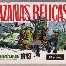 Tebeos: HAZAÑAS BELICAS ALMANAQUE 1973. Lote 11596095