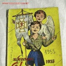 Tebeos: EL BENJAMIN AÑO 1955. Lote 22480699