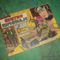 Tebeos: COLECCION COMANDOS (VALENCIANA). ALMANAQUE 1958. Lote 25841463