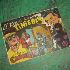 Tebeos: EL REY DE LAS TINIEBLAS (SAMARA - 1958) ... Nº 2. Lote 26977470