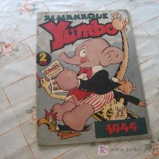Tebeos: YUMBO ALMANAQUE 1944. Lote 14647151
