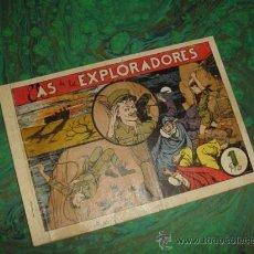 Tebeos: EL AS DE LOS EXPLORADORES (GUERRI) ... Nº 2. Lote 26459453