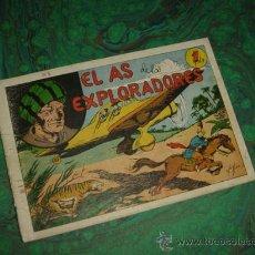 Tebeos: EL AS DE LOS EXPLORADORES (GUERRI) ... Nº 7. Lote 26459455