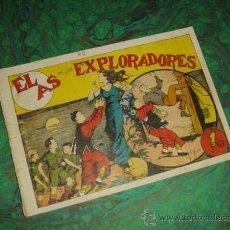 Tebeos: EL AS DE LOS EXPLORADORES (GUERRI) ... Nº 8. Lote 26459456