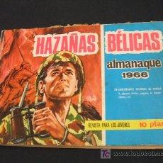 Tebeos: HAZAÑAS BELICAS - ALMANAQUE - EDICIONES TORAY S.A. -. Lote 16902766