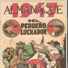 Tebeos: EL PEQUEÑO LUCHADOR -ALMANAQUE 1947-EDICION FACSIMIL. Lote 27417748