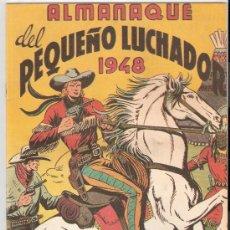 Tebeos: EL PEQUEÑO LUCHADOR -ALMANAQUE 1948-EDICION FACSIMIL. Lote 26984049