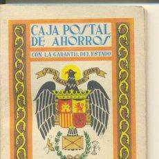 Tebeos: ALMANAQUE 1963. CAJA POSTAL DE AHORROS. Lote 27618009