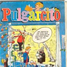 Livros de Banda Desenhada: (COM-1989)COMIC ORIGINAL DE EPOCA PULGARCITO ALMANAQUE 1976. Lote 34645196