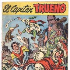 Tebeos: EL CAPITÁN TRUENO - ALMANAQUE PARA 1960 - BRUGUERA.. Lote 21170978