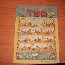 Livros de Banda Desenhada: TBO - ALMANAQUE DE 1950 ORIGINAL BUIGAS. Lote 27020220