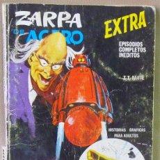 Tebeos: COMIC, ZARPA DE ACERO, EL ROBOT INVENCIBLE, Nº24, VERTICE,. Lote 23607740