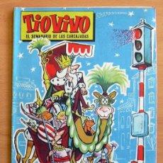 Tebeos: TIO VIVO - ALMANAQUE 1961 - EDITORIAL BRUGUERA. Lote 26661148