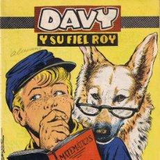 Livros de Banda Desenhada: DAVY Y SU FIEL ROY - Nº 280. Lote 27877463