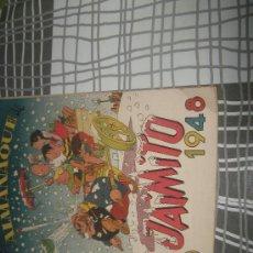 Tebeos: JAIMITO ALMANAQUE AÑO 1948.. Lote 28098484