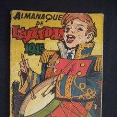 Tebeos: ALMANAQUE DE LEYENDAS 1945 -. Lote 28490763