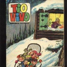 Tebeos: TIO VIVO ALMANAQUE DE 1967. Lote 210522623