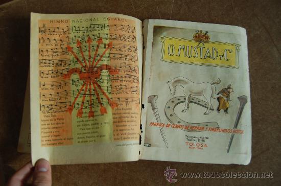 Tebeos: Almanaque Pelayos 1938, carlista. Guerra civil. - Foto 9 - 58285571