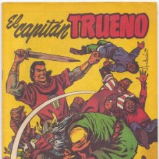 BDs: CAPITAN TRUENO ALMANAQUE PARA 1958 REEDICION. Lote 30251832