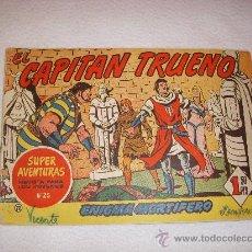 Tebeos: EL CAPITÁN TRUENO Nº 72, EDITORIAL BRUGUERA. Lote 30750508