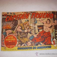 Tebeos: EL CAPITÁN TRUENO Nº 80, EDITORIAL BRUGUERA. Lote 30750522