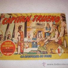 Tebeos: EL CAPITÁN TRUENO Nº 88, EDITORIAL BRUGUERA. Lote 30750543