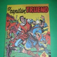 Tebeos: EL CAPITAN TRUENO.ALMANAQUE 1959. Lote 30933581