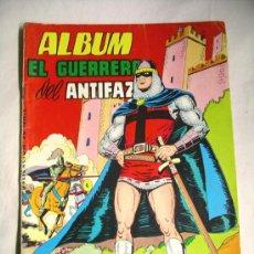 Tebeos: ALBUM EL GUERRERO DEL ANTIFAZ AÑO 1981. Lote 31132147