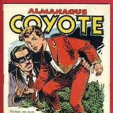 Tebeos: ALMANAQUE EL COYOTE 1952 , CLIPER , ORIGINAL , C102. Lote 31146434